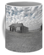 Abandoned Homestead Series Selective Color Coffee Mug