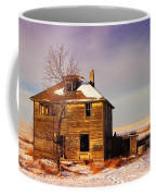 Abandoned House Coffee Mug by Jeff Swan