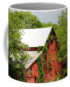 Abandoned Old Barn Coffee Mug