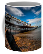 Abandoned Pier Coffee Mug