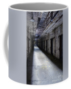 Abandoned Prison Coffee Mug