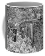 Abandoned Root Cellar - Alstown - Washington - May 2013 Coffee Mug