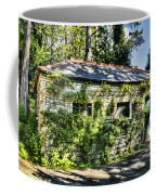 Abandoned Coffee Mug