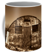 Abandoned Storage Shed Coffee Mug