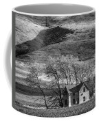 Abandoned Two-story Farmhouse - P Road Nw - Waterville - Washington - May 2013 Coffee Mug