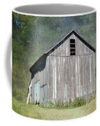 Abandoned Vintage Barn In Illinois Coffee Mug