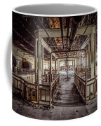 Abandoned Winery In The South Of France Coffee Mug