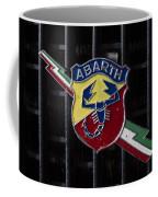 Abarth Emblem Coffee Mug