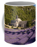 Abbaye De Senanque Coffee Mug