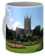 Abbey Gardens Coffee Mug
