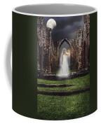 Abbey Ghost Coffee Mug