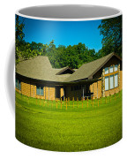 Abbey Of The Genesee Coffee Mug