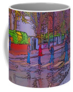 Abbey Road Crossing Coffee Mug