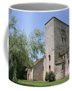 Abbey Ruin - Burgundy Coffee Mug