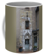Abbot Palace Entrance Cluny Coffee Mug