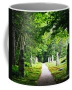 Abby Aldrich Rockefeller Path Statuary Coffee Mug