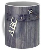 Abc's Coffee Mug