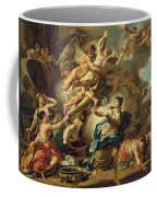 Abduction Of Orithyia Coffee Mug