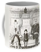 Ability To Be Ruthless, Illustration Coffee Mug