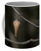About To Drop. Coffee Mug