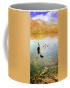 Above And Below Coffee Mug