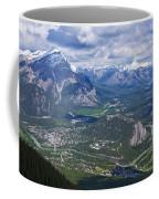 Above Banff Coffee Mug