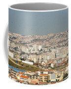 Above Lisbon Portugal Coffee Mug