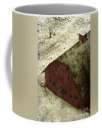 Above The Barn Coffee Mug