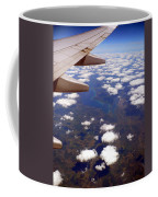 Above The Clouds IIi Coffee Mug
