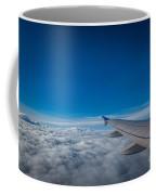 Above The Clouds  Coffee Mug