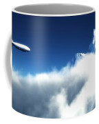Above The Clouds... Coffee Mug