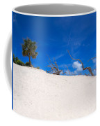 Above The Dunes Coffee Mug