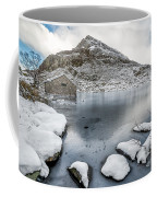 Above The Ice Coffee Mug