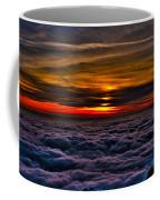 Above The Marine Layer Coffee Mug