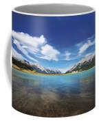Abraham Lake Alberta Canada Coffee Mug