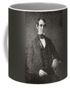 Abraham Lincoln, 1809 – 1865.  16th President Of The United States Of America.  From Abraham Coffee Mug