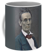 Abraham Lincoln Coffee Mug by American Photographer