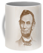 Abraham Lincoln Coffee Mug by American School