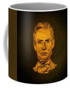 Abraham Lincoln  Coffee Mug by David Dehner