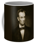 Abraham Lincoln Coffee Mug by Francis Bicknell Carpenter