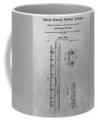 Abraham Lincoln Patent Drawing Coffee Mug