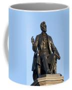 Abraham Lincoln Statue Philadelphia Coffee Mug