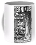 Absinthe Poster, 1892 Coffee Mug