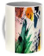 Abstract - Splashes Of Color Coffee Mug