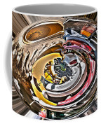 Abstract - Vehicle Recycling Coffee Mug