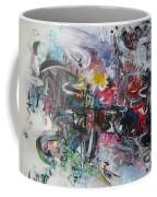 Abstract 00111 Coffee Mug