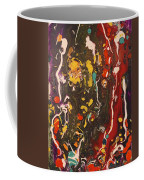 Abstract 13 - Life On The Ocean Floor Coffee Mug