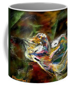 Abstract 2 Coffee Mug by Francoise Dugourd-Caput
