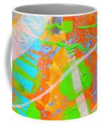 Abstract 23614  Diptych  II Coffee Mug