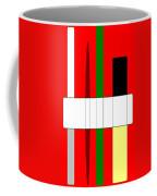 Abstract #3 Coffee Mug